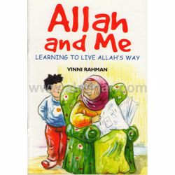 Picture of Allah and Me