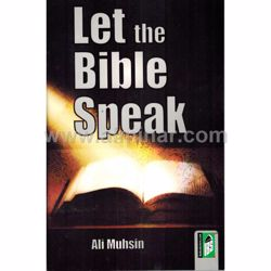 Picture of Let The Bible Speak