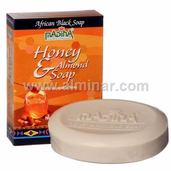 Picture of Honey & Almond Soap