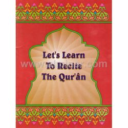 Picture of Let's Learn To Recite the Quran