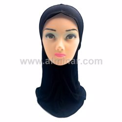 Picture of Ninja Hijabs Cotton Jersey Inner Neck Under Scarf.