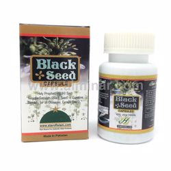 Picture of Black Seed Capsule 60 Capsules.
