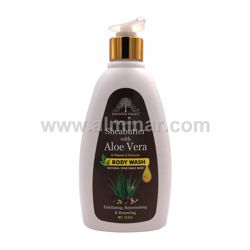 Picture of Organic Sheabutter With Aloe Vera Body Wash
