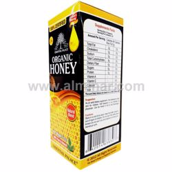 Picture of Organic Honey - 100% Pure & Natural - 16 oz - Product of USA