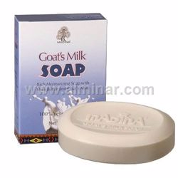Picture of Goat's Milk Soap