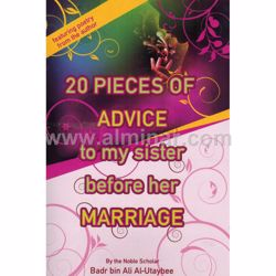 Picture of 20 Pieces Of Advice To My Sister Before Her Marriage