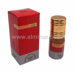 Picture of  Hobby Concentrated perfume Free from Alcohol -3ML- By Nabeel