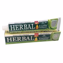 Picture of Herbal Essential Toothpaste New 5 in1 - 6.5 oz