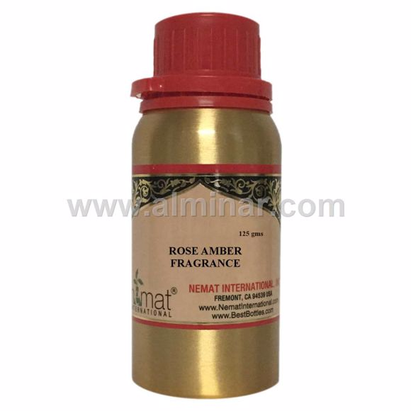 Picture of Rose Amber®  - Concentrated Fragrance Oil by Nemat
