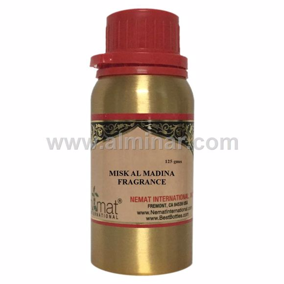 Picture of Misk Al Medina®  - Concentrated Fragrance Oil by Nemat