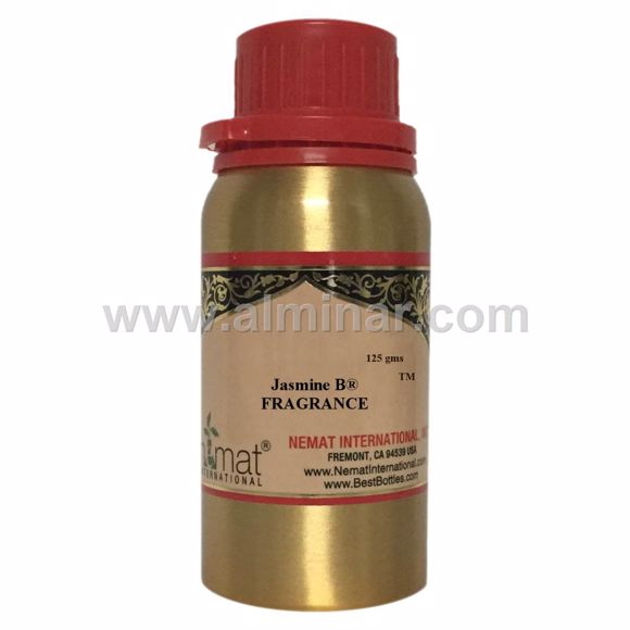 Picture of Jasmine B®  - Concentrated Fragrance Oil by Nemat
