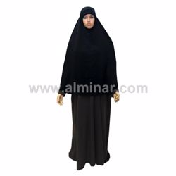 """Picture of Overhead Hijab - 40"""" Long"""
