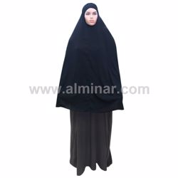 """Picture of Overhead Hijab - 47"""" Long"""