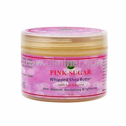 Picture of  Mine Botanials Pink Sugar Whipped Shea Butter 8 oz
