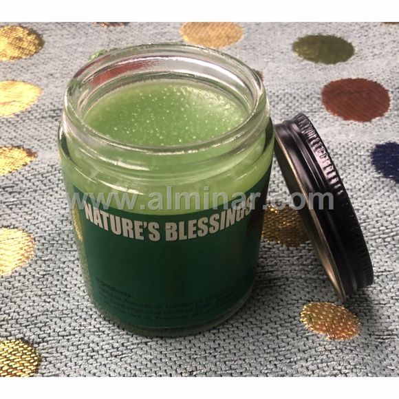 Picture of Nature's Blessing Hair Pommade 4oz